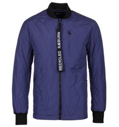 Christopher Raeburn Patriot Blue Quilted Jacket
