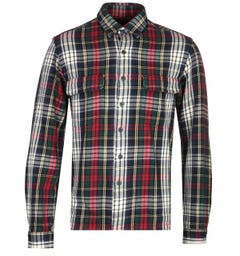 Polo Ralph Lauren Classic Fit Multi Colour Checked Twill Shirt