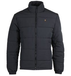 Farah Staitley Black Puffer Jacket