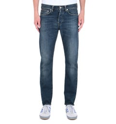 Edwin ED-80 Yoshiko Slim Fit 12.6OZ Blue Wash Denim Jeans