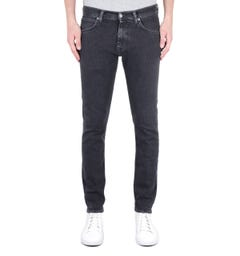 Edwin ED-85 Slim Fit Ayano Black Denim Jeans