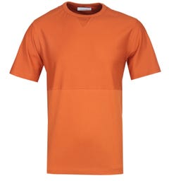 Samsoe & Samsoe Orange Eskild T-Shirt