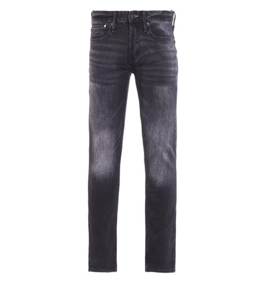 Denham Razor Denim Washed Black Slim Fit Jeans