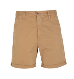 Nudie Jeans Co Luke Smooth Comfort Camel Shorts