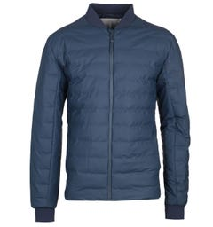 Rains Blue Trekker Jacket