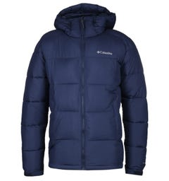 Columbia Pike Lake Hooded Jacket - Navy