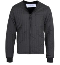 Rains Black Jacket Liner