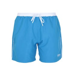 BOSS Bodywear Starfish Bright Sea Blue Swim Shorts