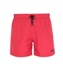 HUGO Haiti Bright Red Swim Shorts