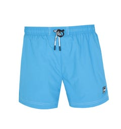 BOSS Bodywear Tuna Small Tab Bright Sea Blue Swim Shorts