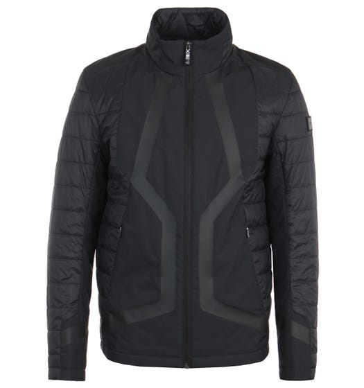 BOSS Water Repellent Insulated Black Jacket