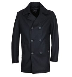 Armor Lux Caban Homme Kermor Navy Jacket