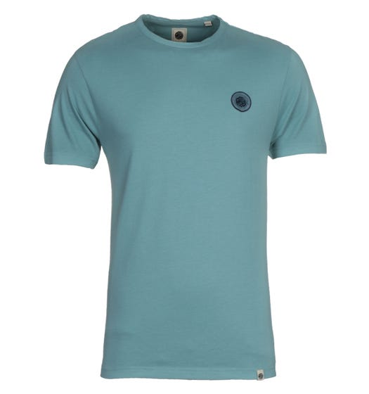 Pretty Green Joey Mitchell Blue T-Shirt