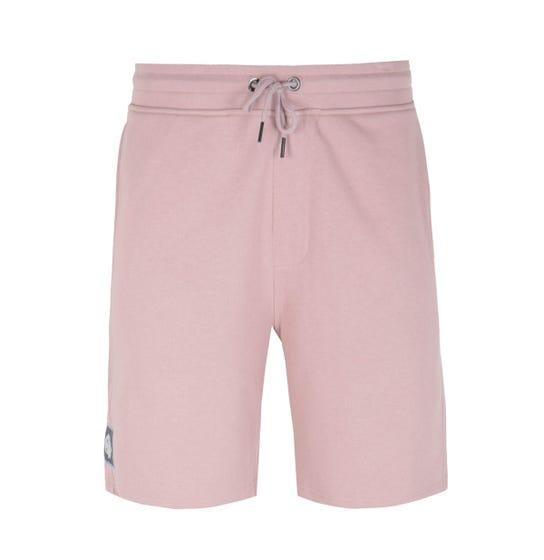 Pretty Green Bravo Pink Sweat Shorts