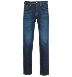 Edwin Blue Slim Tapered Jeans