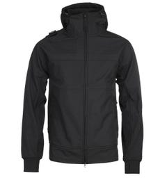 MA.STRUM Softshell Black Jacket
