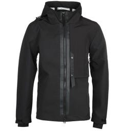 MA.STRUM Hydro Black Jacket