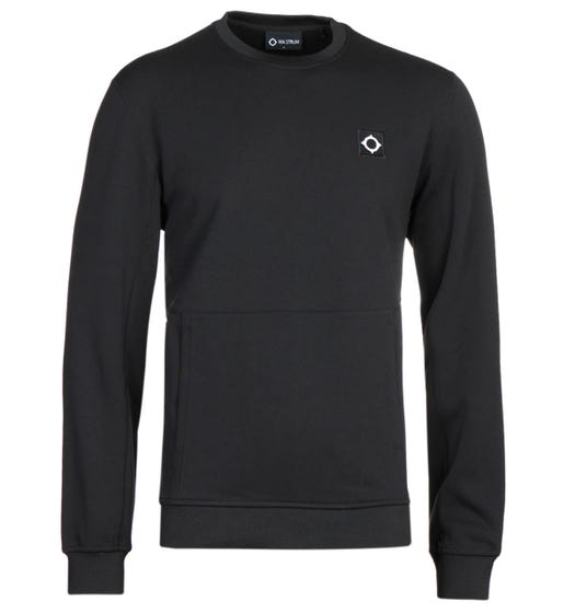 MA.STRUM Black Tech Fleece