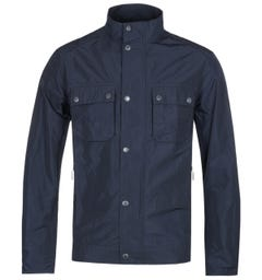 Barbour International Stannington Navy Jacket
