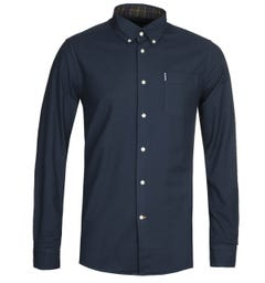 Barbour Ferryhill Navy Shirt