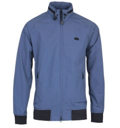 Barbour International Illford Water Resistant Ocean Blue Jacket