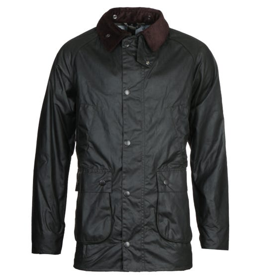 Barbour Made For Japan SL Bedale Green Wax Jacket