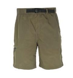 Norse Projects Luther Nylon Green Shorts