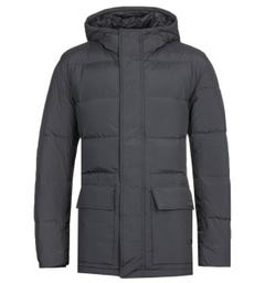 Norse Projects Willum Black Down Jacket