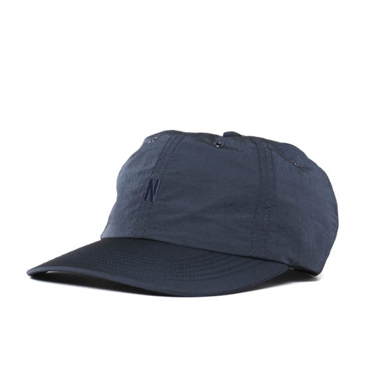 Norse Projects Nylon GMD Navy Sports Cap