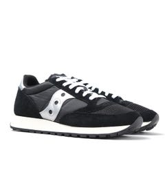Saucony Jazz Original Vintage Black & White Trainers