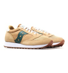 Saucony Jazz Vintage Curry Mallard Trainers