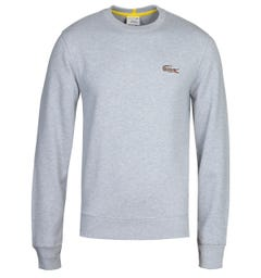 Lacoste x National Geographic Grey Sweatshirt