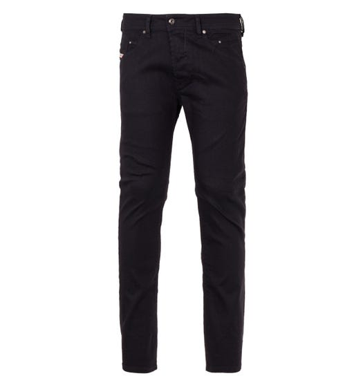 Diesel Belther-R Tapered Fit Jeans - Black