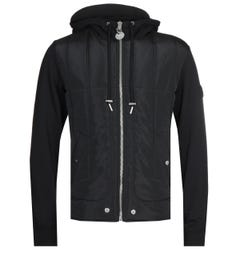 Diesel S-Bella Giacca Black Jacket