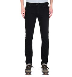 Diesel Sleenker Skinny Fit Black Denim Jeans