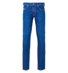 Diesel Thommer Slim Fit Jeans - Dark Blue