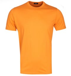 Diesel T-Diamantik Orange T-Shirt