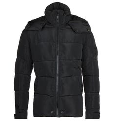 Diesel W-Smith Giacca Black Padded Jacket