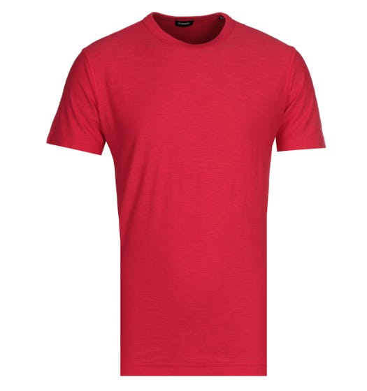 Diesel T-Terence Maglietta Red T-Shirt