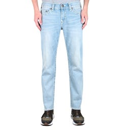 True Religion Geno Super T Stone Wash Slim Fit Jeans