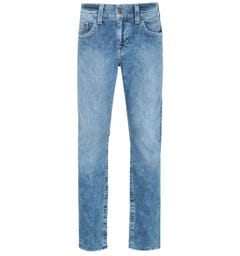 True Religion Rocky Straight Fit Blue Denim Jeans