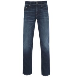 True Religion Geno Slim Fit Deep Blue Denim Jeans