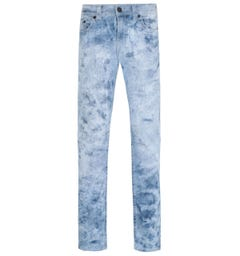 True Religion Rocco Skinny Fit Blue Denim Jeans