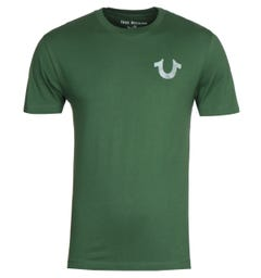 True Religion Lullaby Green T-Shirt