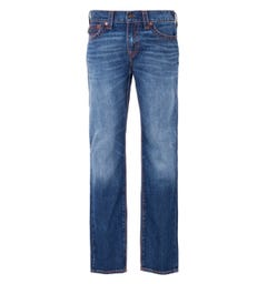 True Religion Ricky Flap Big T Relaxed Straight Fit Jeans - Urban Cowboy