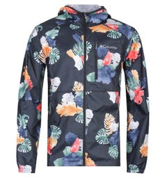 Columbia Flash Forward Floral Print Windbreaker