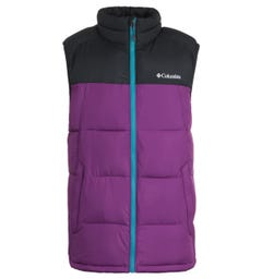 Columbia Pike Lake Gilet - Purple