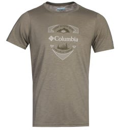 Columbia Sage Green Nelson Point Graphic T-Shirt
