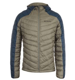Columbia Horizon Explorer Hooded Jacket - Green