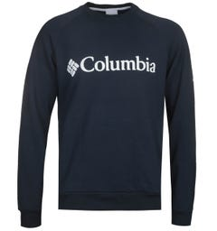 Columbia Navy Lodge Crew Neck Sweatshirt